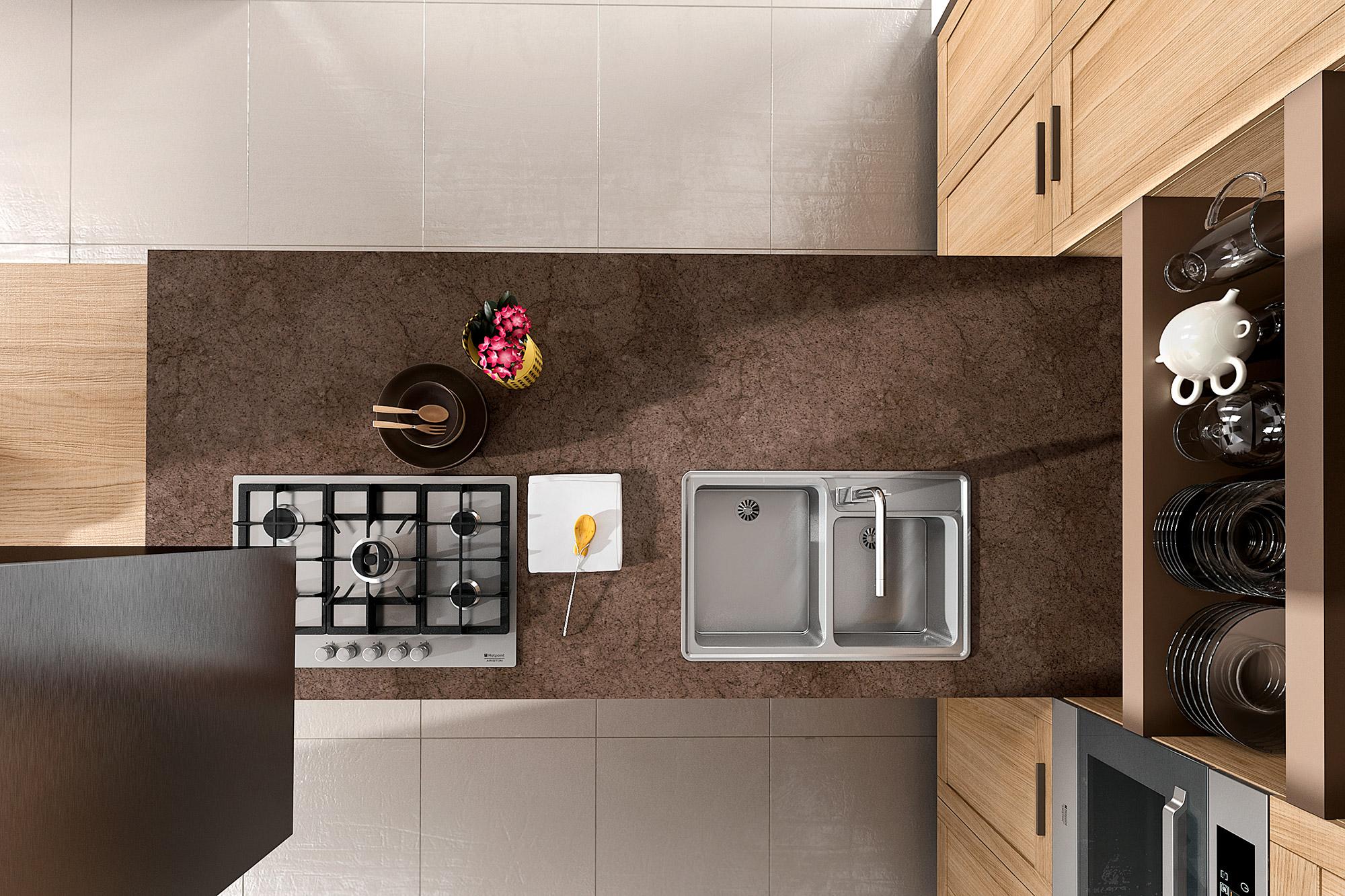 cuisine diadema pop cuisine. Black Bedroom Furniture Sets. Home Design Ideas